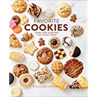 Favorite Cookies: More Than 40 Recipes for Iconic Treats (Williams-Sonoma)