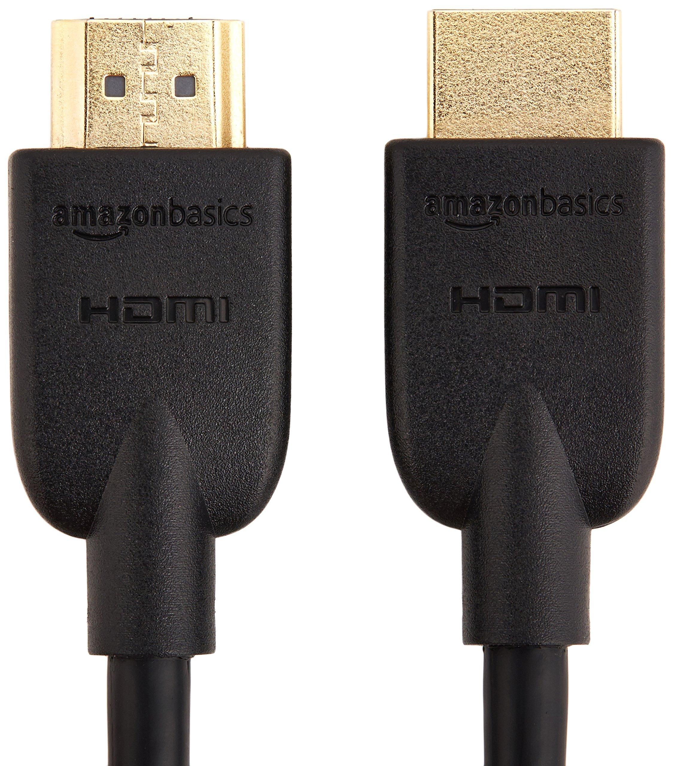 AmazonBasics High-Speed HDMI Cable, 6 Feet, 3-Pack by AmazonBasics (Image #5)