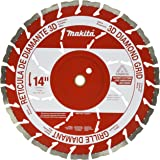 Makita T-02537 14-Inch Ultra-Premium Segmented Diamond Blade