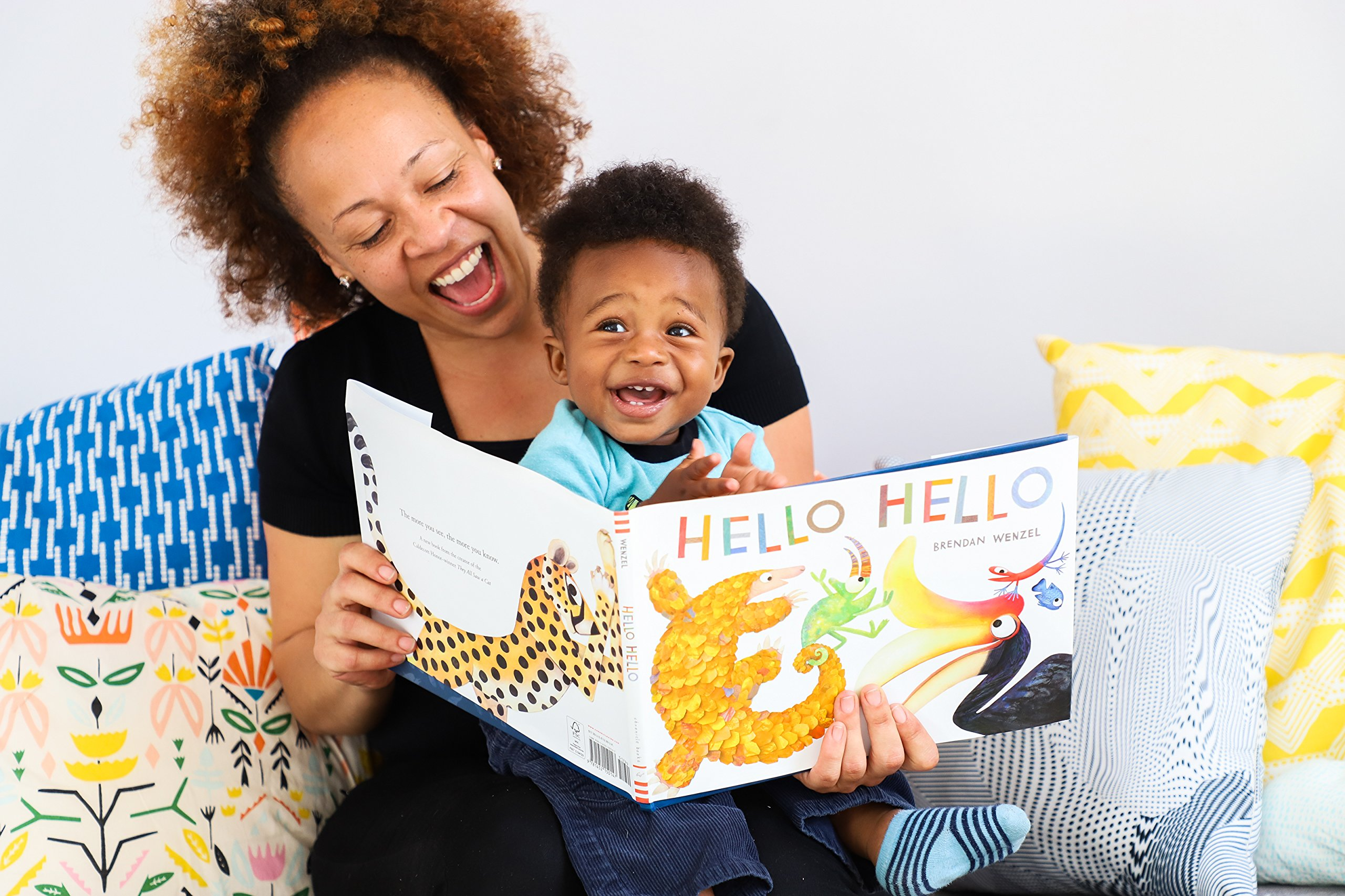Hello Hello by Chronicle Books (Image #8)