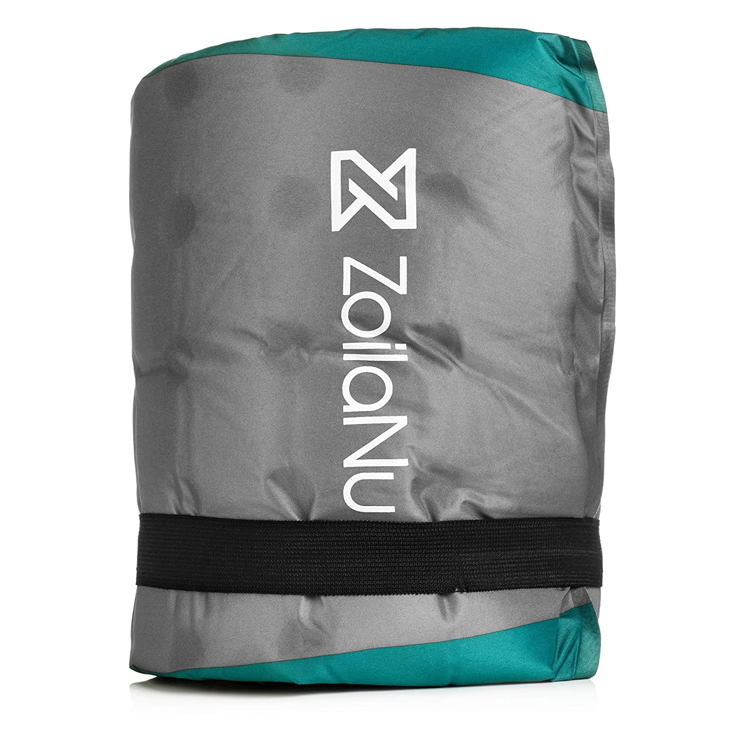 Specialized Material Provides Comfortable Sleep and Prevents Deflating ZoilaNu Self Inflating Sleeping Pad Wide Ultra Lightweight and Durable Works with Camping Mountaineering and Hiking