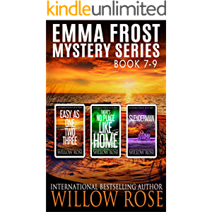 Emma Frost Mystery Series: Vol 7-9 (Emma Frost Mysteries Book 3)