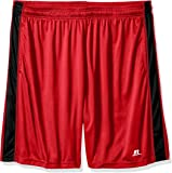 Russell Athletic Men's Big and Tall Dri-Power Short with Contrast Side Panel