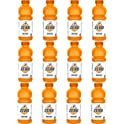 12-Pack Gatorade Zero Sugar Thirst Quencher 20 Fl Oz (Orange)