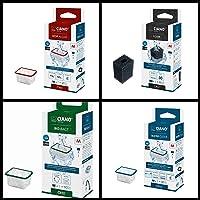 Ciano Lot de filtres pour aquarium CF 80 Taille M