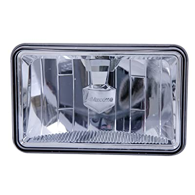"Maxxima MHL-4X6HI 8 LED 4"" x 6"" High Beam Headlamp: Automotive"