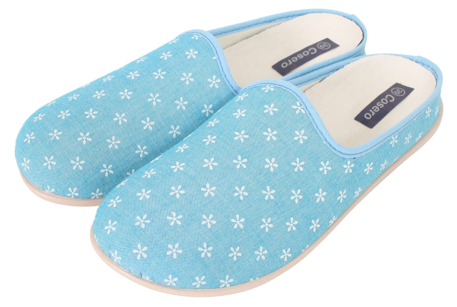 COSERO B06XJ3YMC8 , , Chaussons pour COSERO femme Türkis 04e0001 - therethere.space
