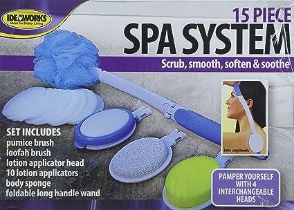 Bath & Shower Bath Alert Long Handle Body Brush 3 In 1 Foldable Bath Brush Soft Hair Bath Brush Lotion Applicator Care Skin Bath Massage Brushes