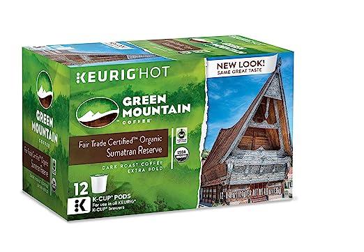 STOCK UP!! Green Mountain Suma...