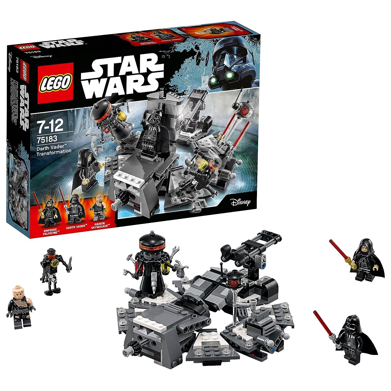 LEGO UK 75183 Darth Vader Transformation Construction Toy