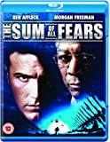 The Sum of All Fears [Blu-ray] [2002] [Region Free]