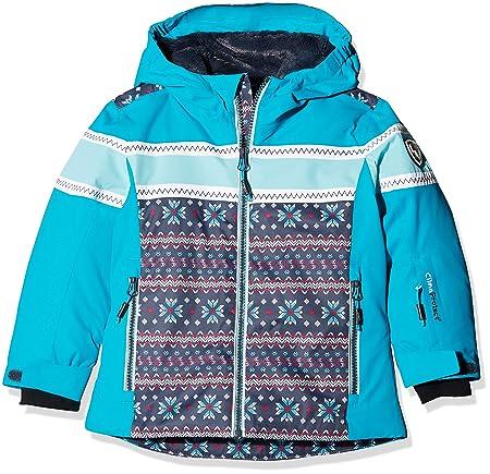 CMP Mädchen Wattierte 5000 Twill Skijacke Jacke