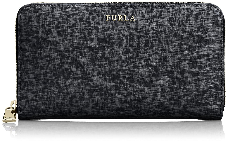 13108cc28678 Amazon | [フルラ] Furla バビロンラウンドジップロングウォレット PN08 O6000755244 (オニキス(黒)) | Furla( フルラ) | 財布