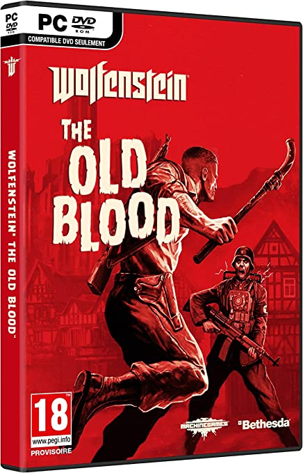 Wolfenstein: The Old Blood [Importación Francesa]: Amazon.es ...