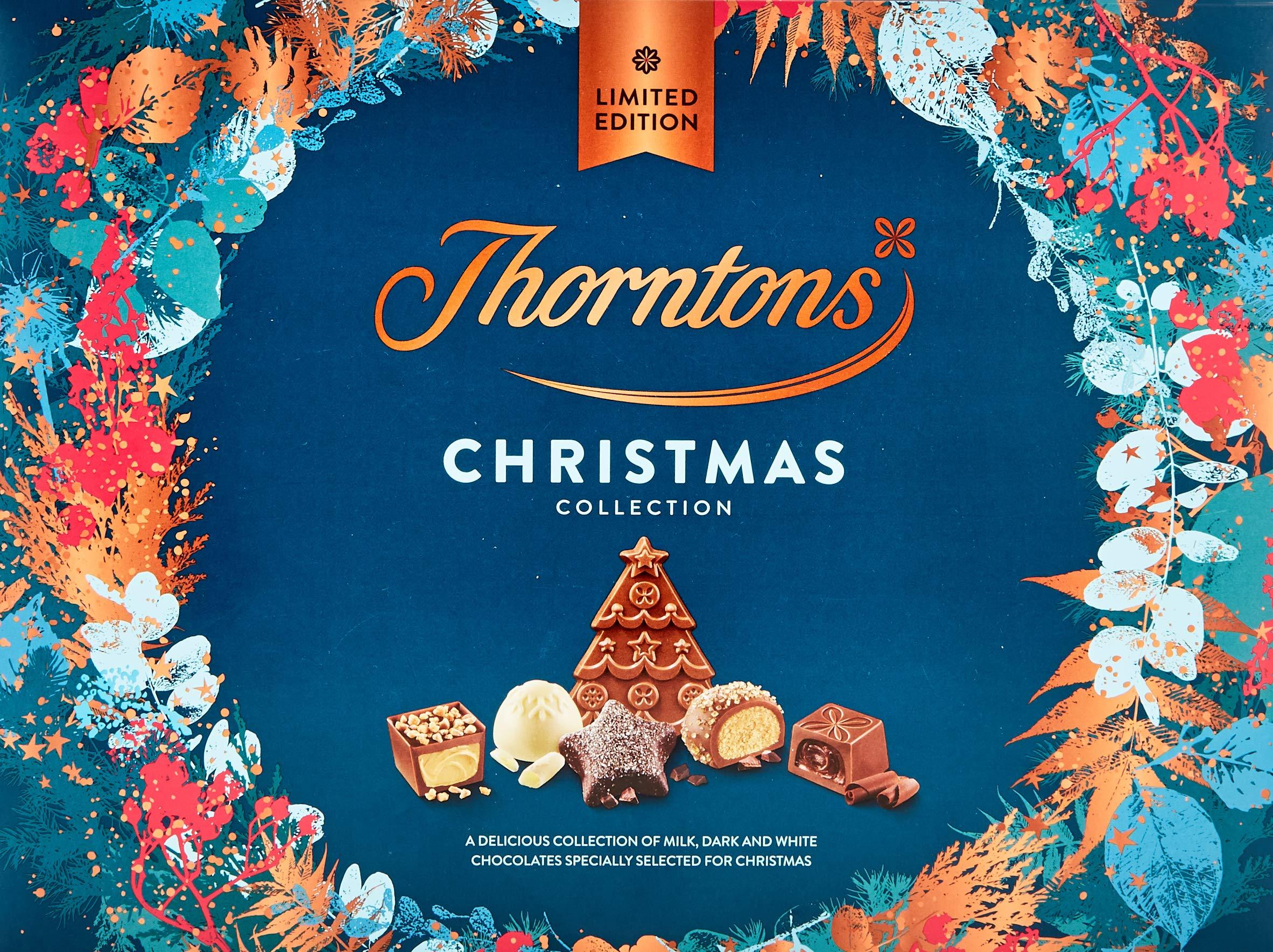 Thorntons Christmas Chocolate Selection Box, 418 g