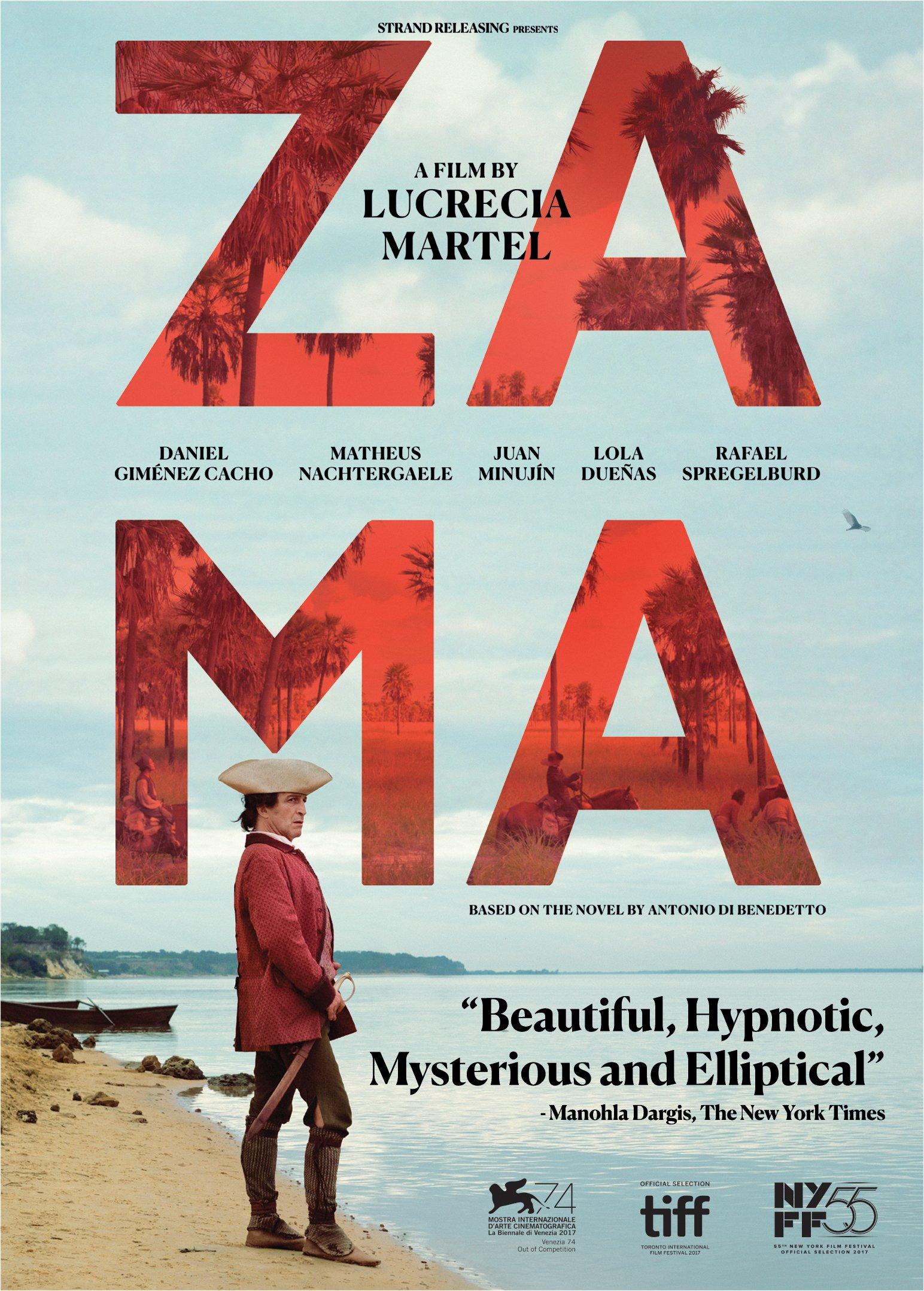 DVD : Zama (Widescreen)
