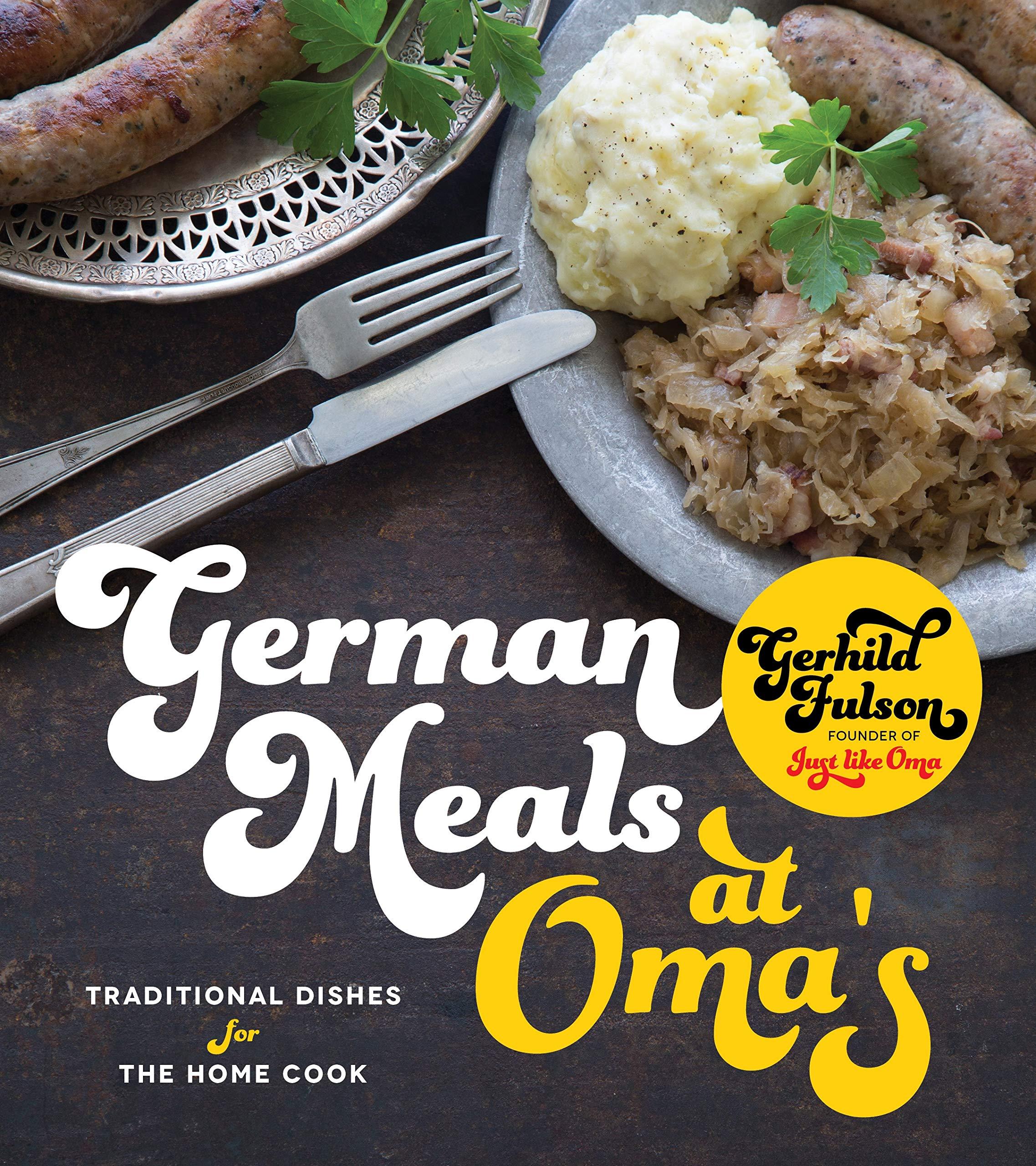 German Couple Recipe Box