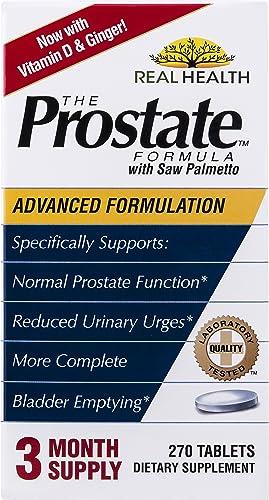Real Health Laboratories The Prostate Formula