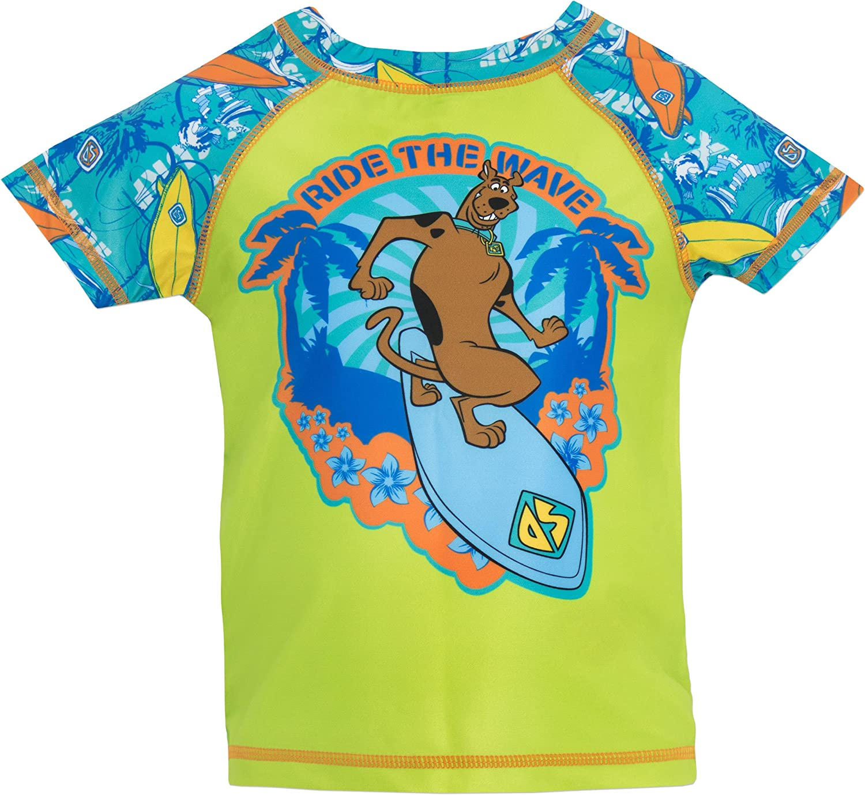 Costume da Bagno per Ragazzi a Due Pezzi Scooby Doo
