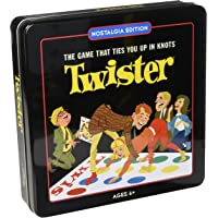 Winning Solutions Twister Nostalgia Tin Board Games
