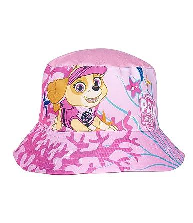 Paw Patrol Mädchen Sommerhut - rosa