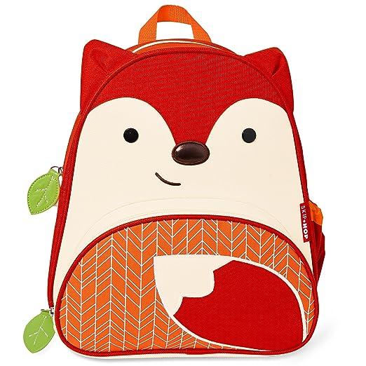 124 opinioni per Skip Hop Zoo Packs rosso Ferguson Fox