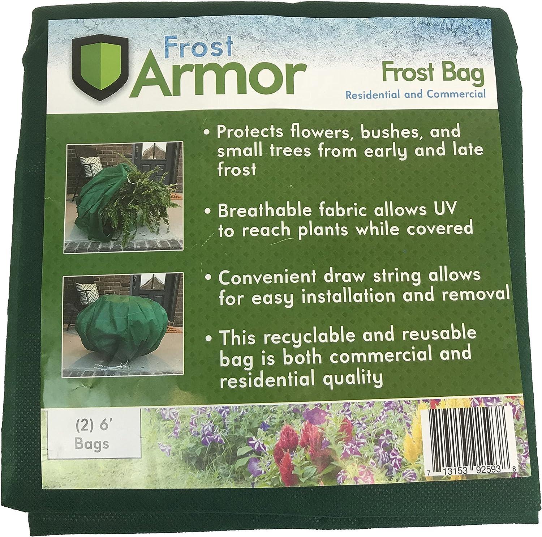 cubierta antihielo para la planta con cord/ón y cremallera pr/áctica manta anticongelante Plant Fleece Frost Protection