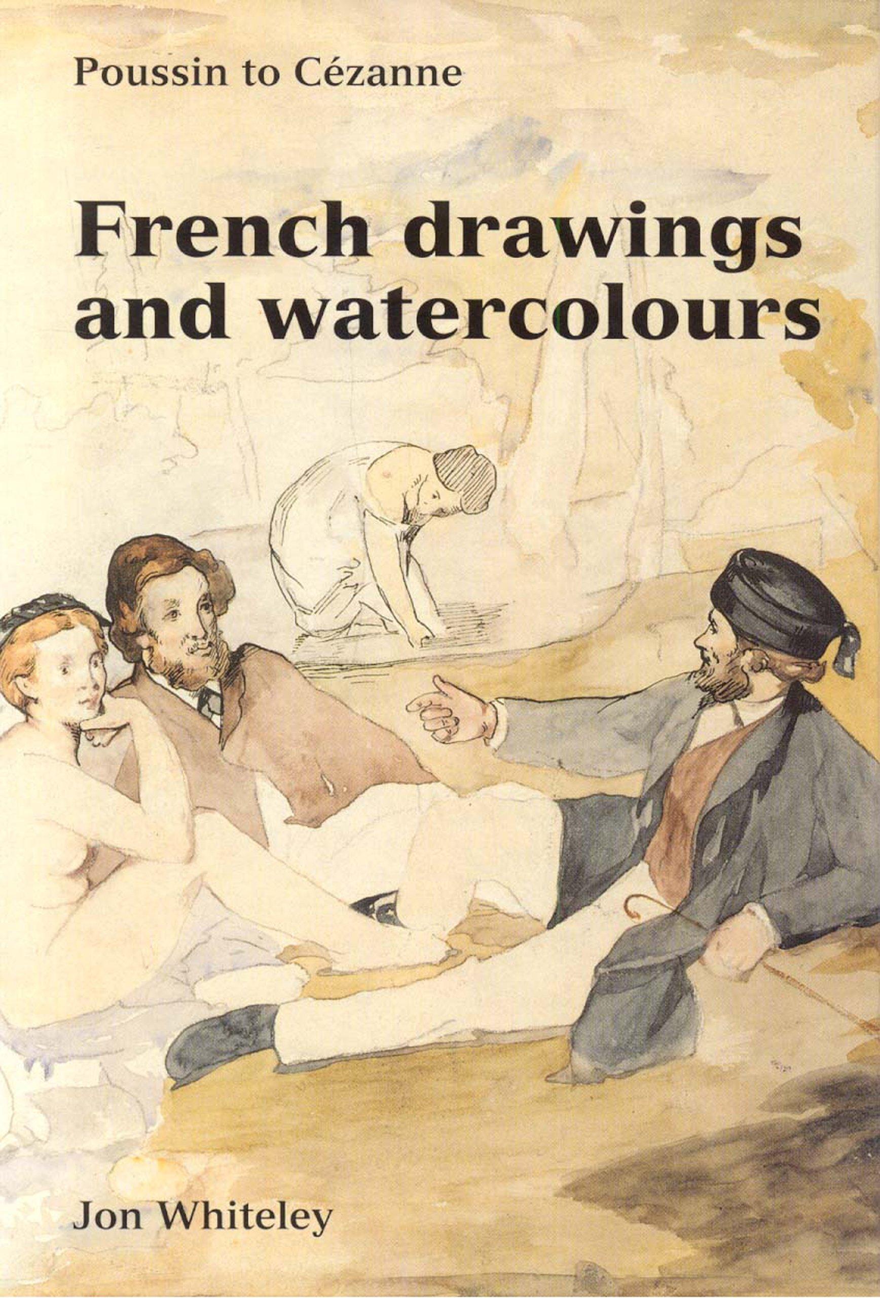 French Drawing & Watercolors (Ashmolean Handbooks) PDF