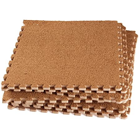 Amazon.com: Dooboe - Azulejos entrelazados para alfombras ...