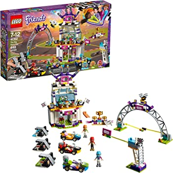 Lego Friends 41352 The Big Race Day Building Kit
