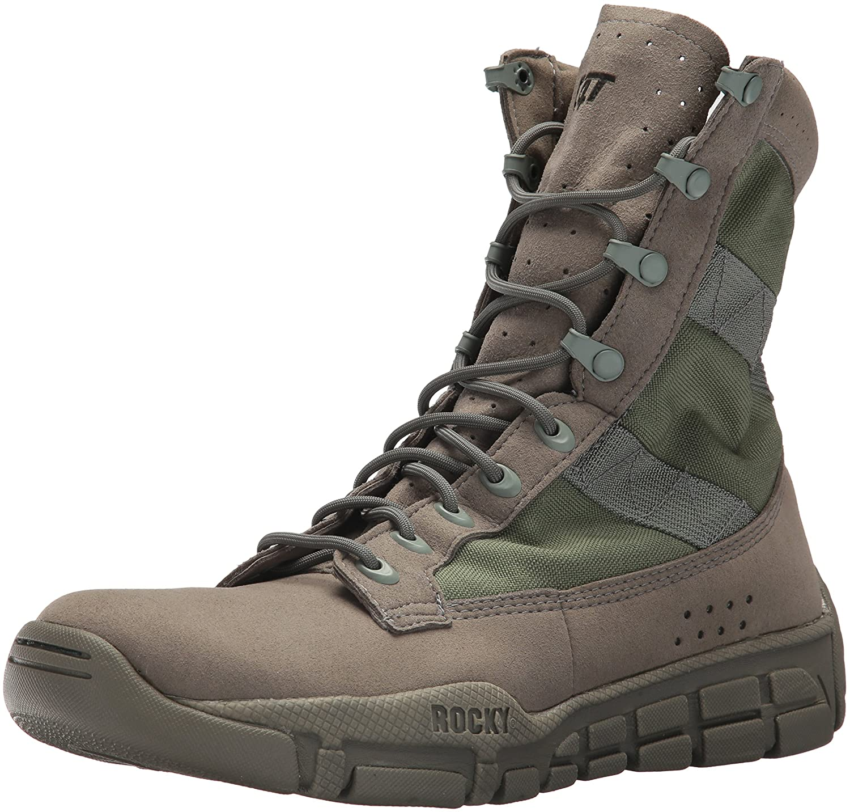 ロッキーユニセックスc4t Trainer Military Duty boot-fq0001073   7 2E US B005F0WWNS