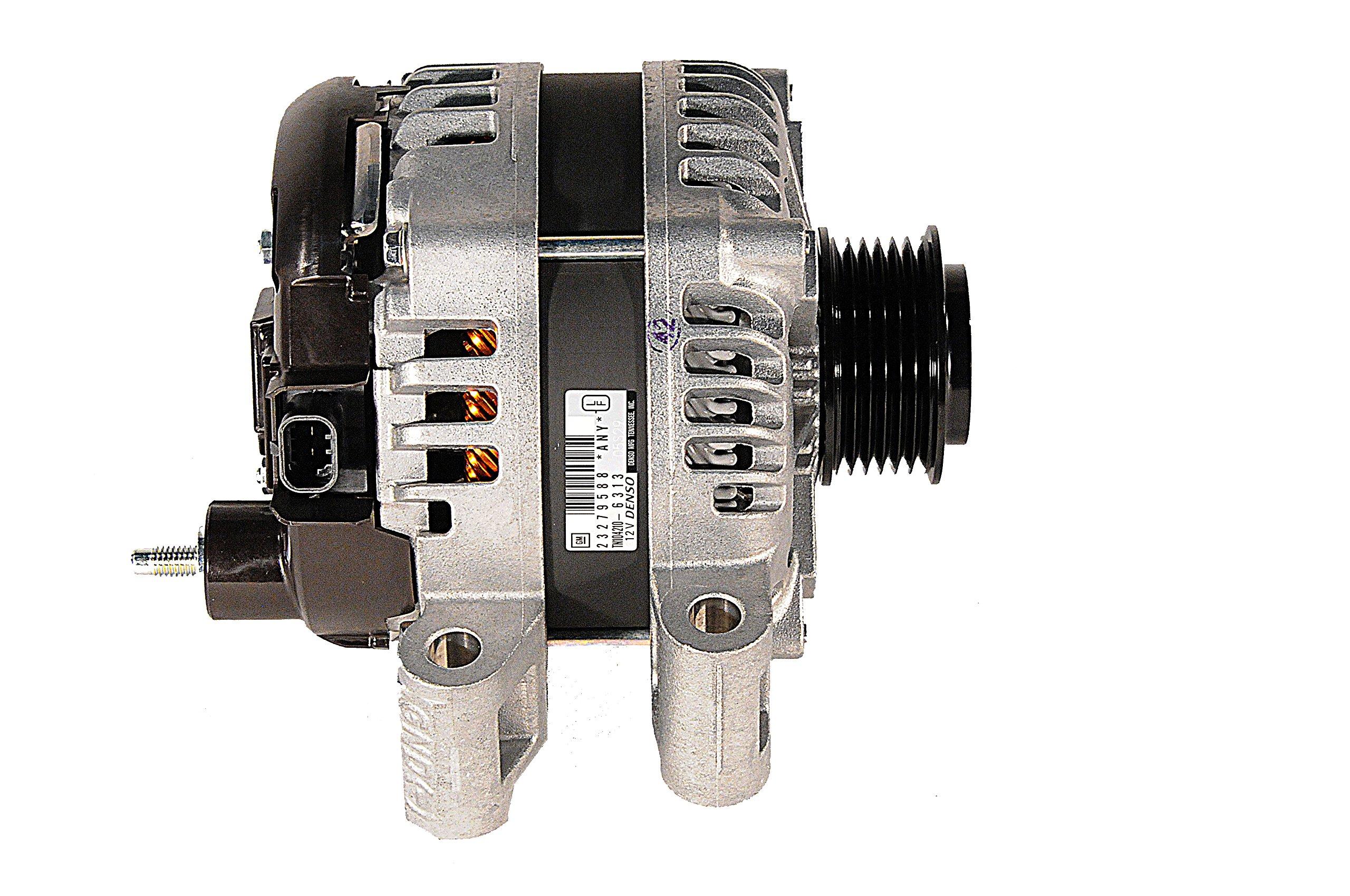 ACDelco 23279588 GM Original Equipment Alternator