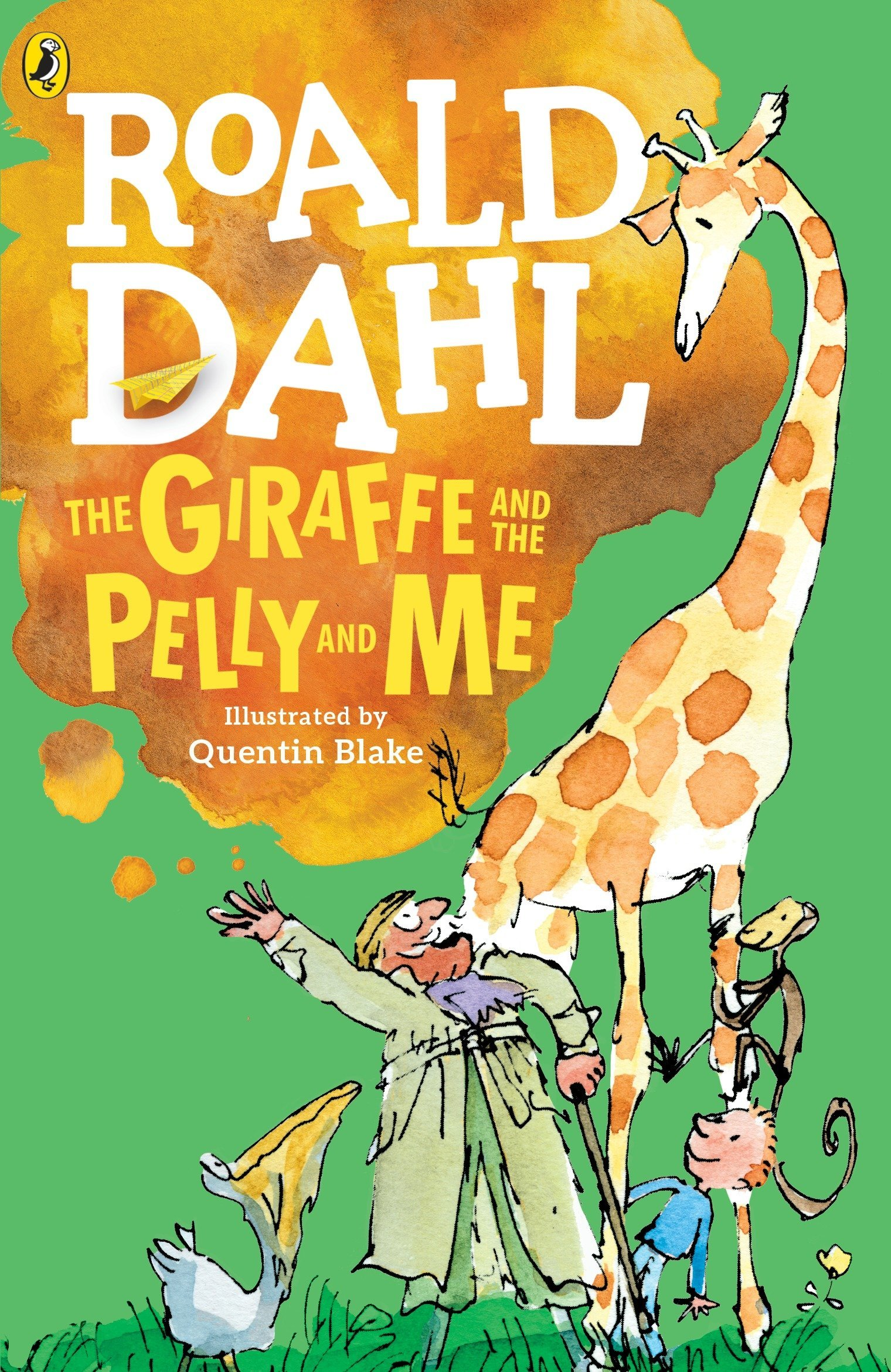 Read Online The Giraffe and the Pelly and Me pdf epub
