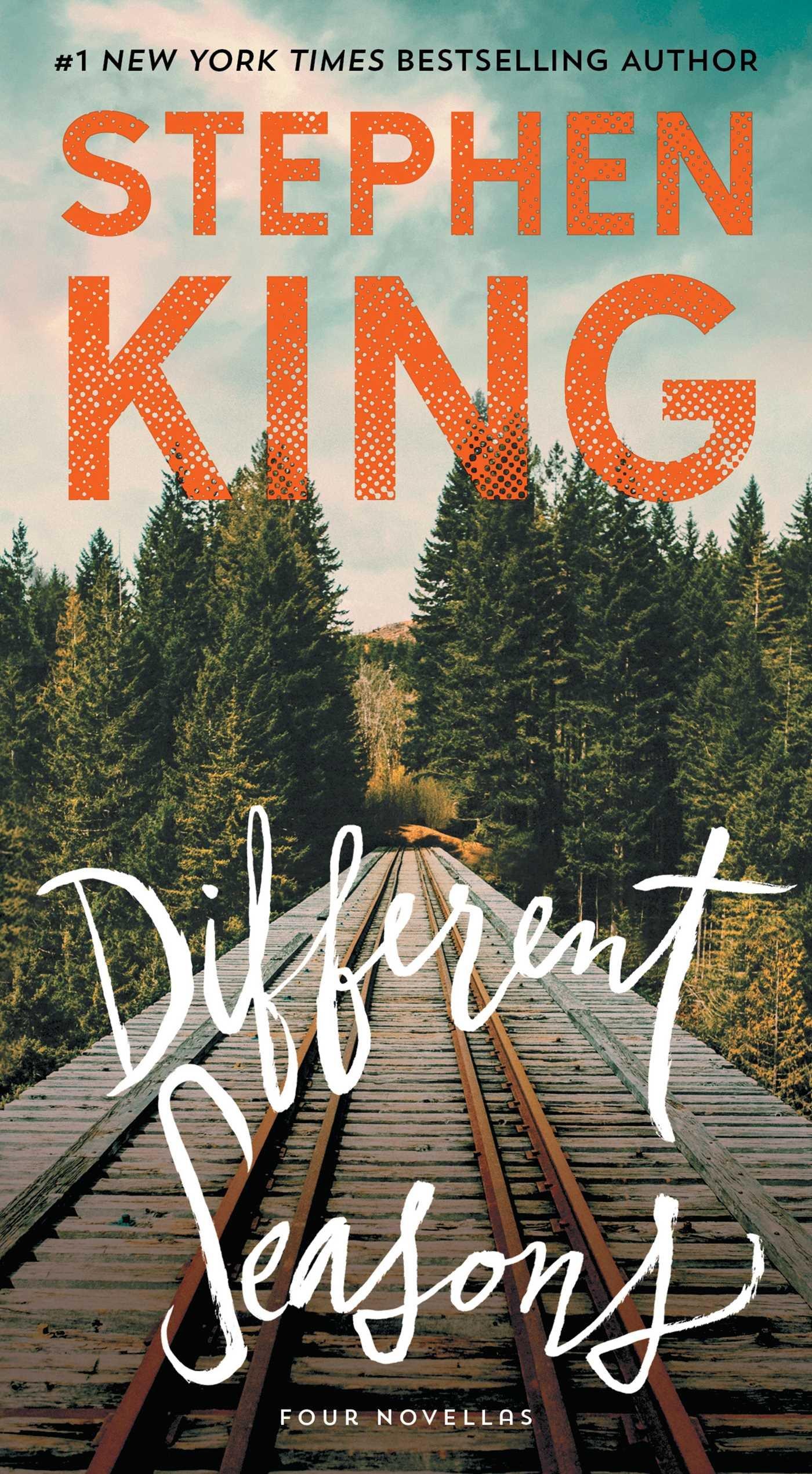 Amazon com: Different Seasons: Four Novellas (9781501156762