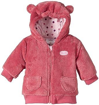 60cffea34544 Twins Baby Girls Hooded Fleece Jacket  Amazon.co.uk  Clothing