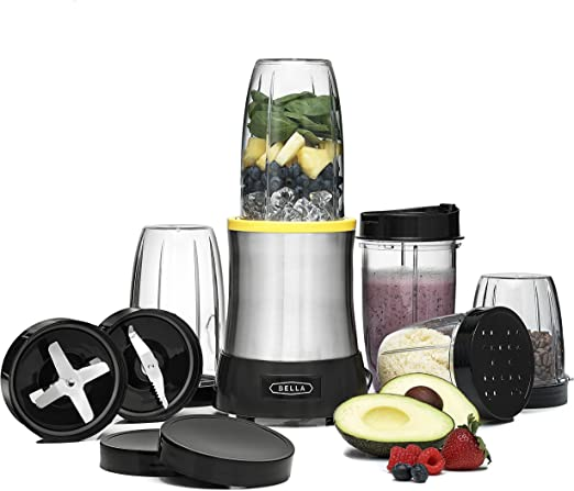 BELLA (13984) 15 Piece Rocket Extract PRO Power Blender Set