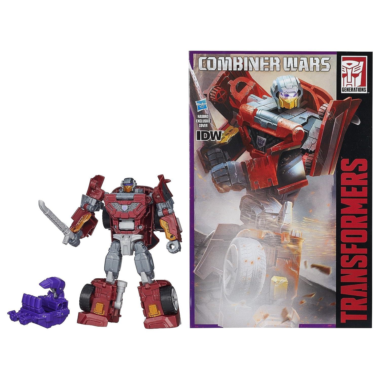 Transformers Generations Combiner Figure Wars Deluxe Class Dead End Figure Combiner by Transformers b3031d