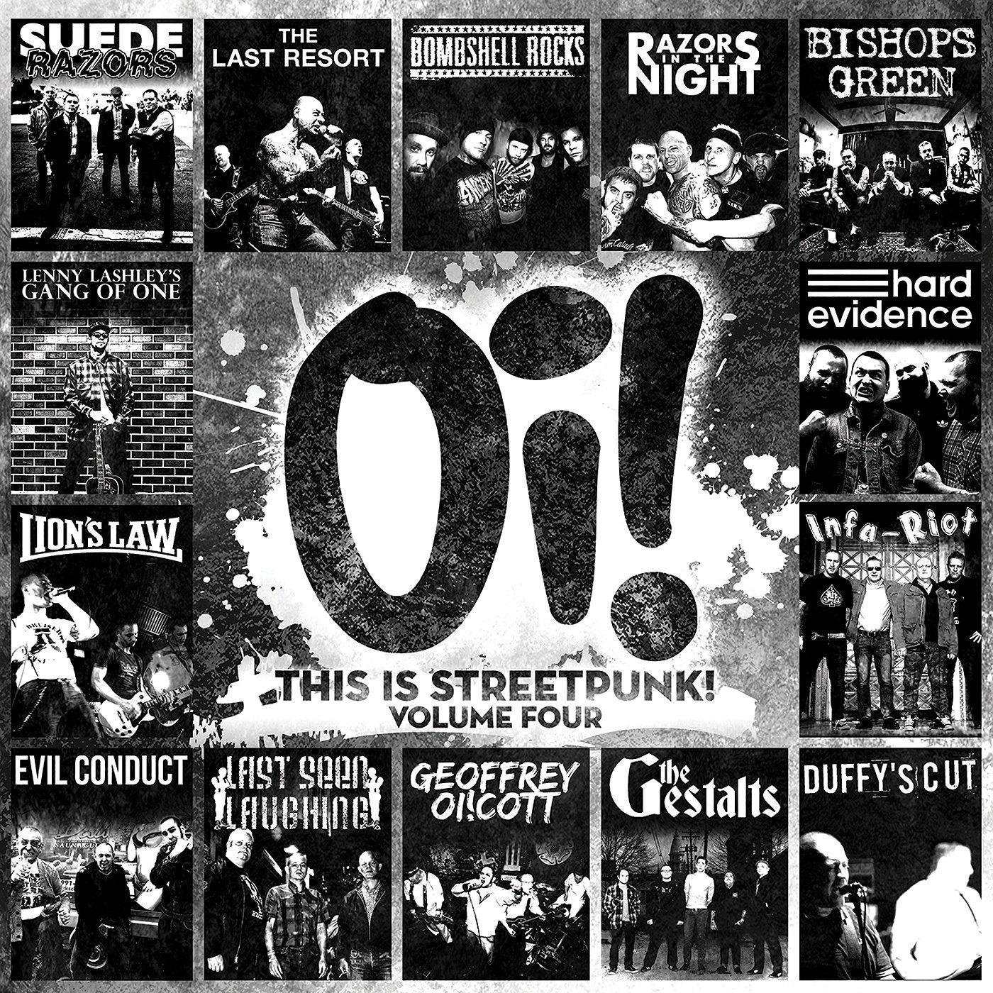 Vinilo : VARIOUS - I This Is Streetpunk 4 / Various (LP Vinyl)