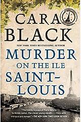 Murder on the Ile Saint-Louis (An Aimee Leduc Investigation Book 7) Kindle Edition