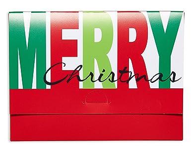 Amazon american greetings christmas gift card holder red american greetings christmas gift card holder red merrry christmas m4hsunfo