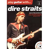 Partition : Play Guitar With Dire Straits Book & CD