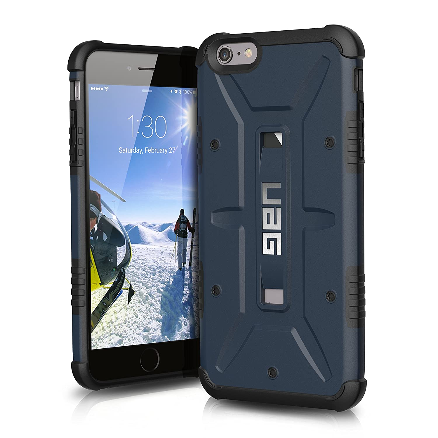 cases for iphone 6 plus uag iphone 6s plus iphone 6 plus feather light composite 1345