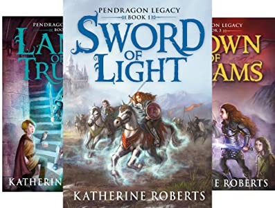 Pendragon Legacy (4 book series) Kindle Edition