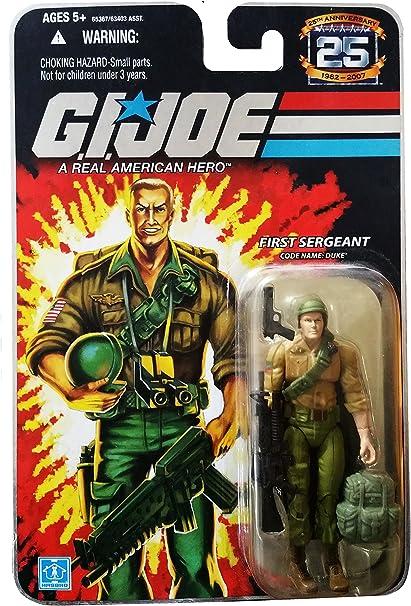 GI Joe Weapon Double Blast OR Duke Backpack 2001 2002 Original Figure Accessory
