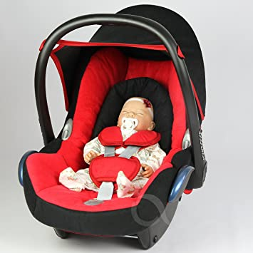 Replacement Seat Cover Fits Maxi Cosi CabrioFix Group 0 Infant Carrier