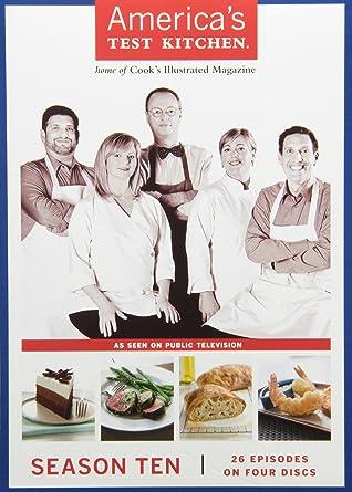 Amazon.com: America\'s Test Kitchen: Season 10: ., n/a: Movies & TV