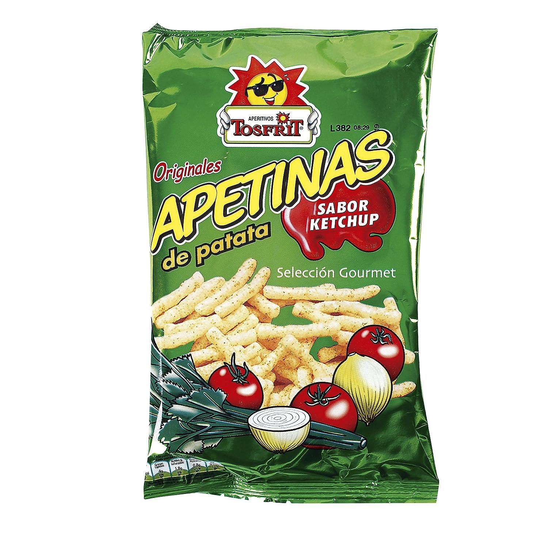 Apetinas de Patata Sabor Kepchup - Bolsa Bar - 1 x 35 g ...