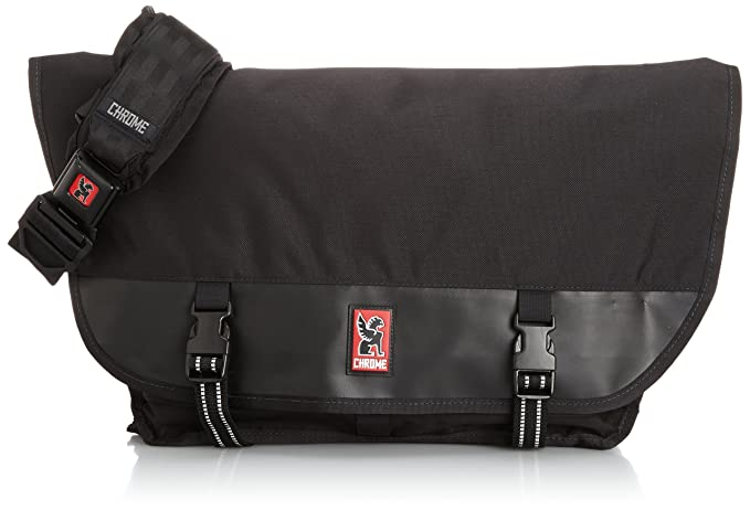 Chrome Citizen Messenger Bag Black/Black/Black, One Size