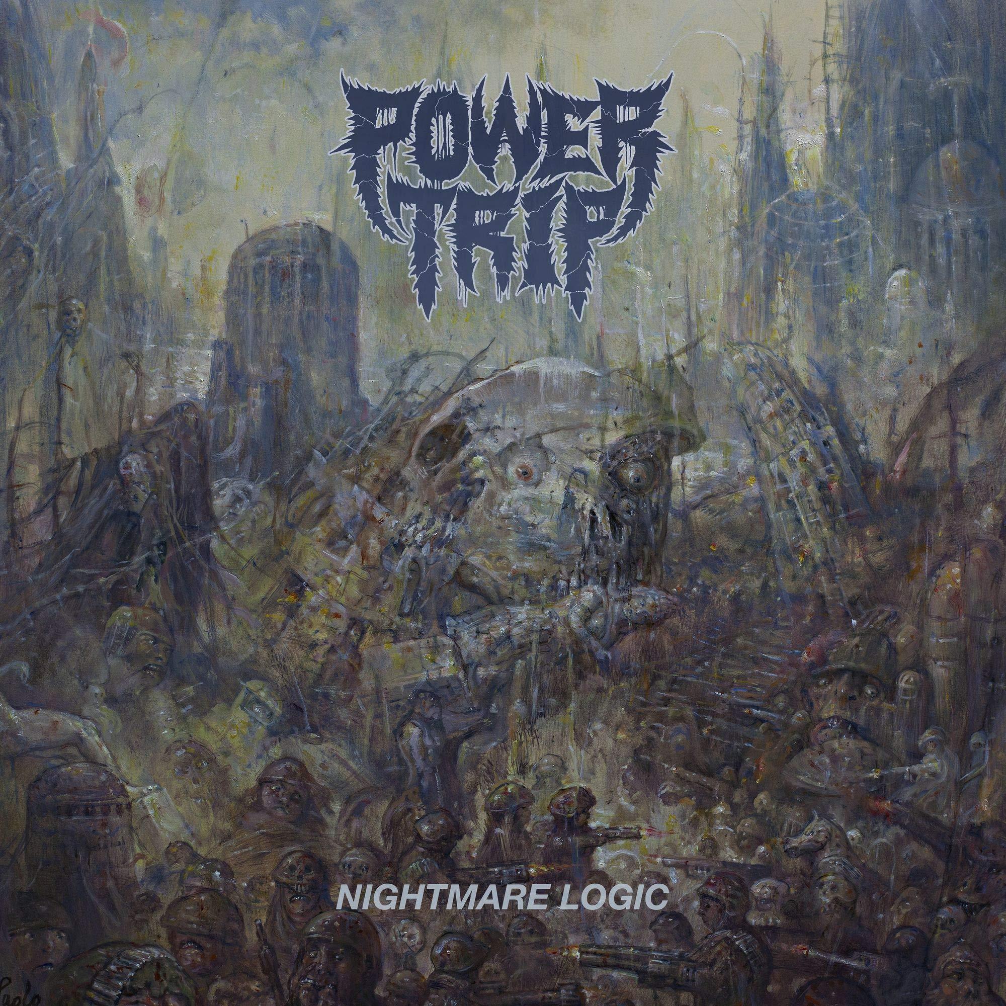 Cassette : Power Trip - Nightmare Logic (Cassette)