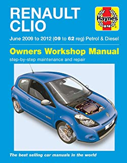 renault clio service and repair manual may 98 01 haynes service rh amazon co uk Old Renault Clio Renault Clio V6